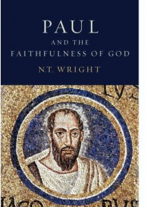 Wright - Paul and the Faithfulness of God