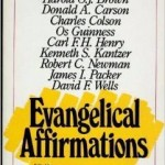 Evangelical Affirmations