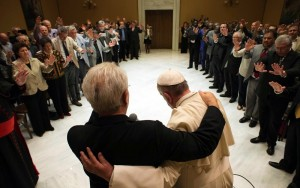 Pope Francis and union with evangelicals